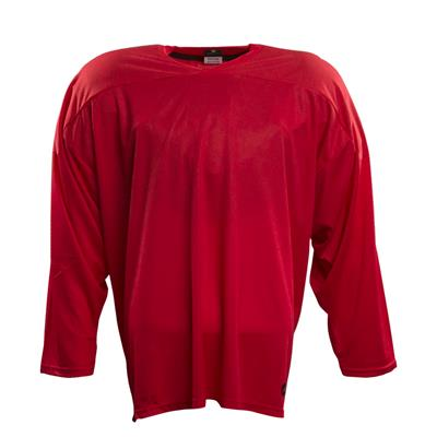 Red (Pure Hockey One Tone Practice Jersey - Junior)