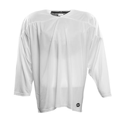White (Pure Hockey One Tone Practice Jersey - Junior)