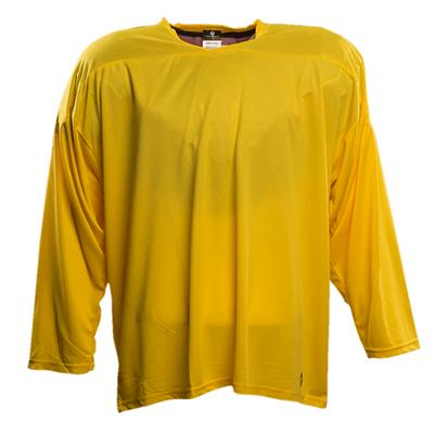 Yellow (Pure Hockey One Tone Practice Jersey - Junior)