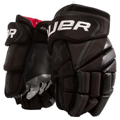 Black (Bauer Vapor X800 Lite Hockey Gloves - Senior)