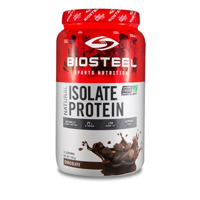 Chocolate (Biosteel Natural Isolate Protein - Chocolate)