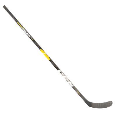 (CCM Super Tacks AS1 Grip Composite Hockey Stick - Junior)