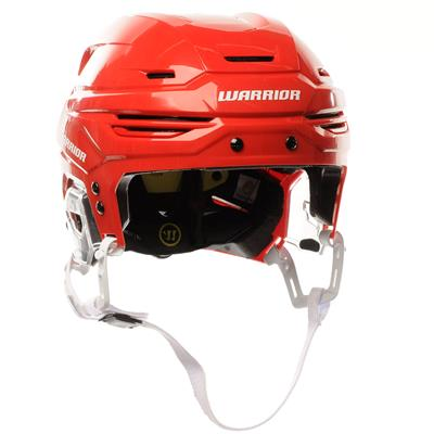 Red (Warrior Alpha One Pro Hockey Helmet)