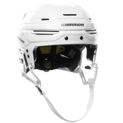 White (Warrior Alpha One Pro Hockey Helmet)