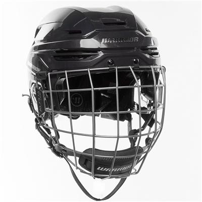 Navy (Warrior Alpha One Combo Hockey Helmet)