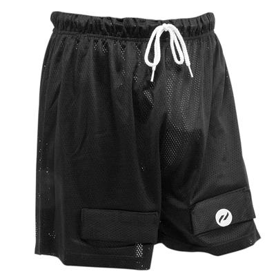 (Pure Hockey Mesh Hockey Jock Short - Black - Boys)