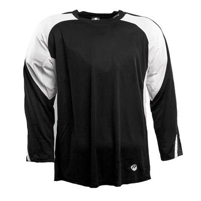 Black/White (Pure Hockey Two Tone Practice Jersey - Junior)