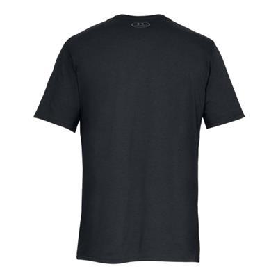 Back (Under Armour Hockey Jock Tag Short Sleeve Tee Shirt - Mens)