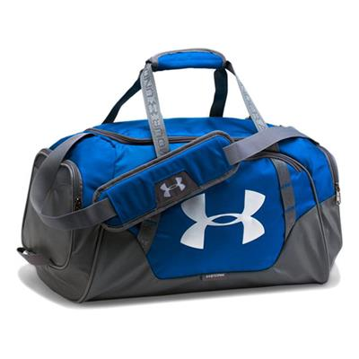 Royal/Graphite/Silver (Under Armour Undeniable Hockey Duffle 3.0 Small)