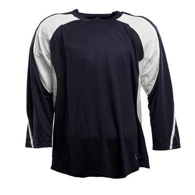 Navy/White (Pure Hockey Two Tone Practice Jersey - Senior)