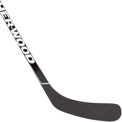 (Sher-Wood Project 7 Grip Composite Hockey Stick - Senior)