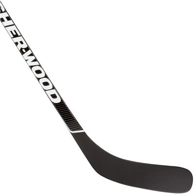 (Sher-Wood Project 5 Grip Composite Hockey Stick - Senior)