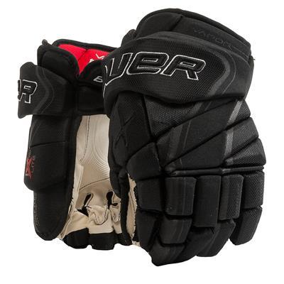 Black (Bauer Vapor 1X Lite Pro Hockey Gloves - Senior)