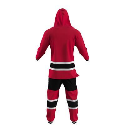Chicago Blackhawks Onesie (Hockey Sockey Chicago Blackhawks Onesie - Adult)