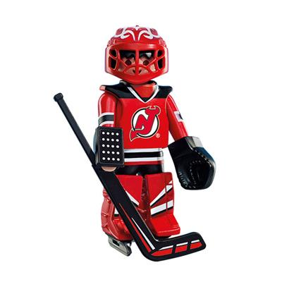 New Jersey Devils Playmobil Goalie Figure (Playmobil New Jersey Devils Goalie Figure)