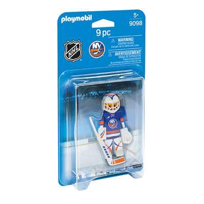 New York Islanders Playmobil Goalie Figure (Playmobil New York Islanders Goalie Figure)
