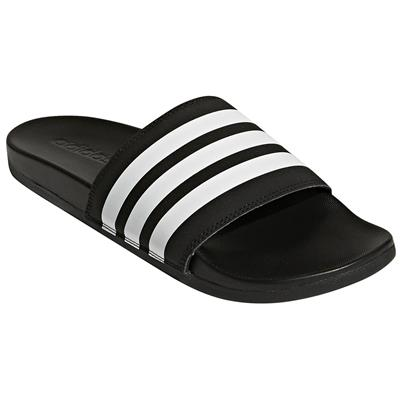 (Adidas Outdoor Comfort Shower Slide - Black - Senior)