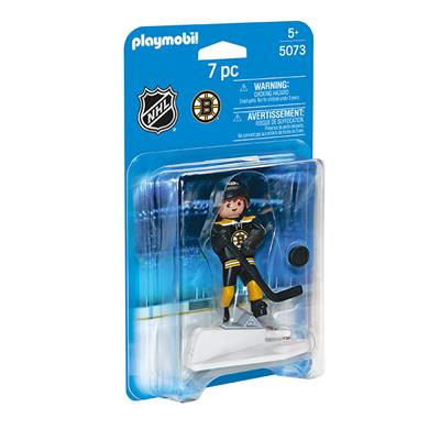 Boston Bruins Playmobil Player Figure (Playmobil Boston Bruins Player Figure)