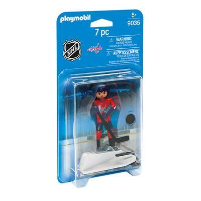 Washington Capitals Playmobil Player Figure (Playmobil Washington Capitals Player Figure)