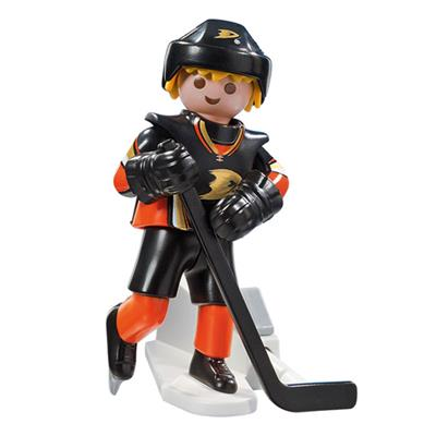 Anaheim Ducks Playmobil Player Figure (Playmobil Anaheim Ducks Player Figure)