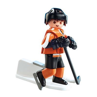 Philadelphia Flyers Playmobil Player Figure (Playmobil Philadelphia Flyers Player Figure)
