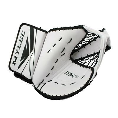 (Mylec MK3 Street Hockey Goalie Catch Glove - Junior)