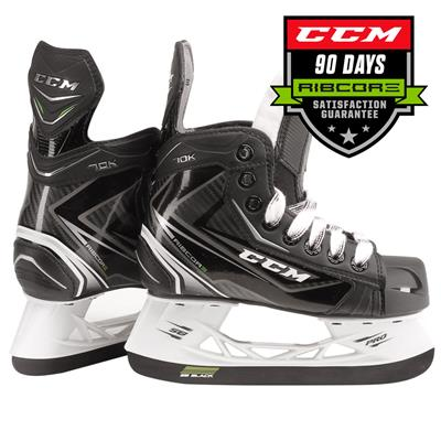 (CCM Ribcor 70K Ice Hockey Skates - Youth)