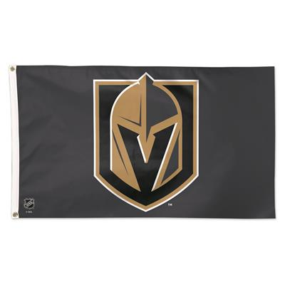 NHL 3x5 Flag Knights (Wincraft NHL 3' x 5' Flag - Las Vegas Golden Knights)