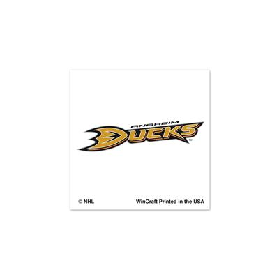 NHL 4PK Tattoo Ducks (Wincraft Anaheim Ducks Tattoo - 4 Pack)