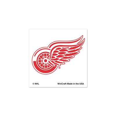 NHL 4PK Tattoo Red Wings (Wincraft Detroit Red Wings Tattoo - 4 Pack)