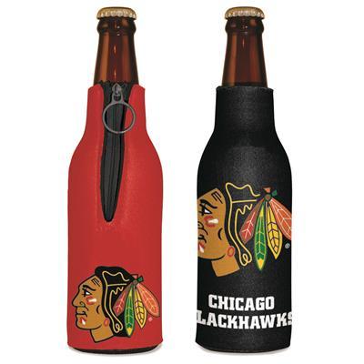 Zipper BTL Cooler Blackhawks (Wincraft Zipper Bottle Cooler - Chicago Blackhawks)