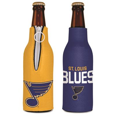 Zipper BTL Cooler Blues (Wincraft Zipper Bottle Cooler - St. Louis Blues)