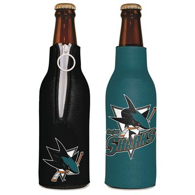 Zipper BTL Cooler Sharks (Wincraft Zipper Bottle Cooler - San Jose Sharks)