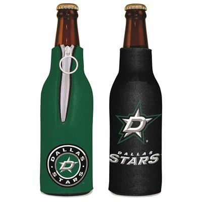 Zipper BTL Cooler Stars (Wincraft Zipper Bottle Cooler - Dallas Stars)