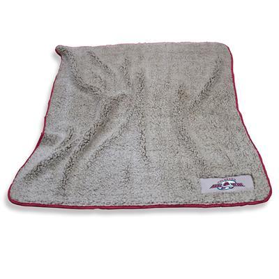 Frosty Blanket Avalanche (Colorado Avalanche Frosty Fleece Blanket)