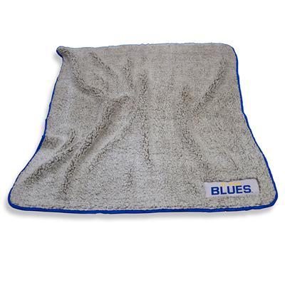 Frosty Blanket Blues (St. Louis Blues Frosty Fleece Blanket)