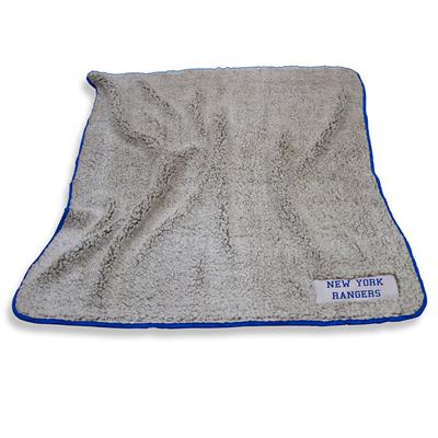 Frosty Blanket Rangers (New York Rangers Frosty Fleece Blanket)