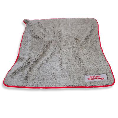 Frosty Blanket Red Wings (Detroit Red Wings Frosty Fleece Blanket)