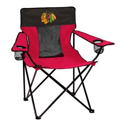 NHL Elite Chair Blackhawks (Chicago Blackhawks Elite Fold Out Chair)