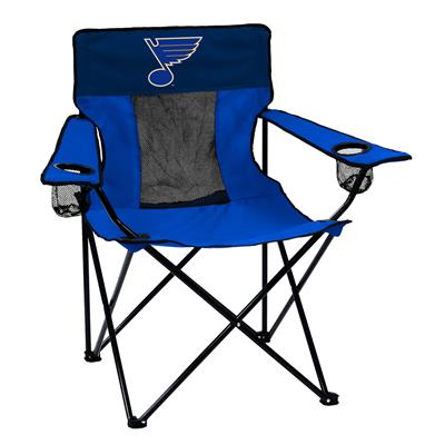 NHL Elite Chair Blues (St. Louis Blues Elite Fold Out Chair)