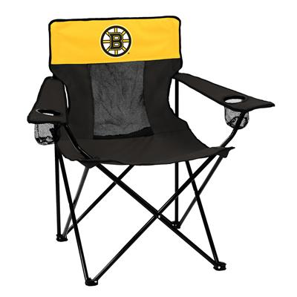 NHL Elite Chair Bruins (Boston Bruins Elite Fold Out Chair)