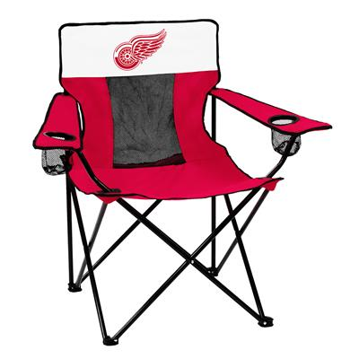NHL Elite Chair Red Wings (Detroit Red Wings Elite Fold Out Chair)