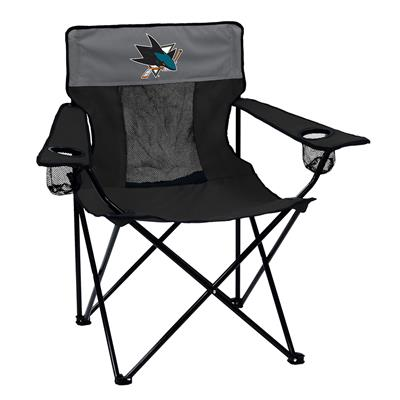 NHL Elite Chair Sharks (San Jose Sharks Elite Fold Out Chair)