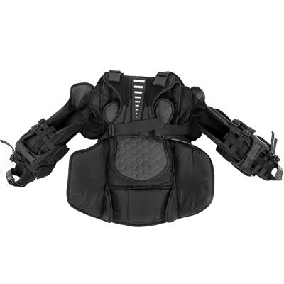 (Brians OPT1K Goalie Chest and Arm Protector - Senior)