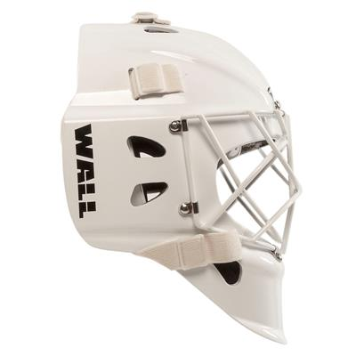 (Wall USA W4 Pure™ Short Chin Non-Certified Goalie Mask - Senior)