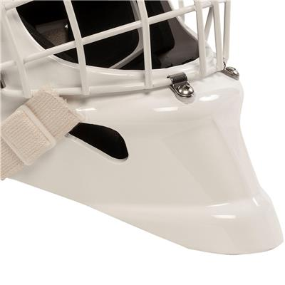 (Wall USA W4 Pure Long Chin Certified Goalie Mask - Senior)