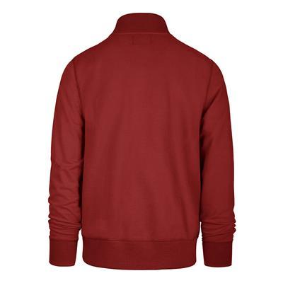 (47 Brand Stateside 1/4 Zip Pullover - Chicago Blackhawks - Mens)