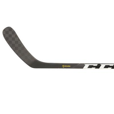 (CCM Super Tacks AS1 Grip Composite Hockey Stick - Junior)