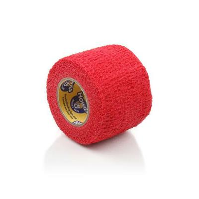 Red (Howies Hockey Stretch Grip Hockey Tape 1.5in)