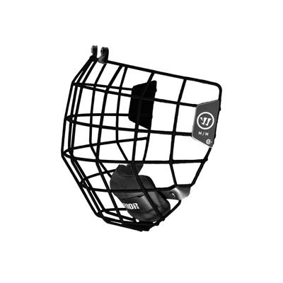 Black (Warrior Alpha One Facemask)